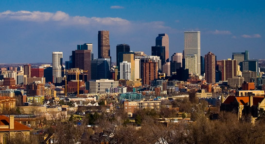 Greater Denver Metropolitian Area