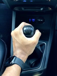 image of shifting gears