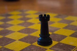business strategy chess piece